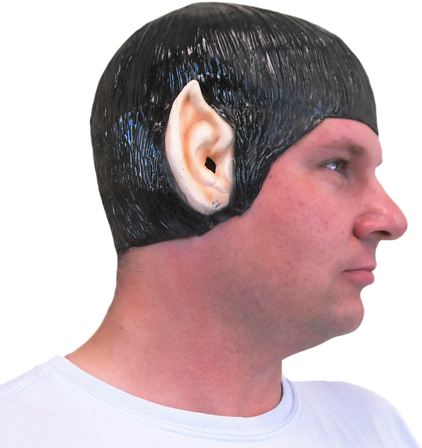Star Trek Classic Spock Wig with Ears Menu0027s Costume Accessory | Costumes .com.au  sc 1 st  Costumes.com.au & Star Trek Classic Spock Wig with Ears Menu0027s Costume Accessory ...