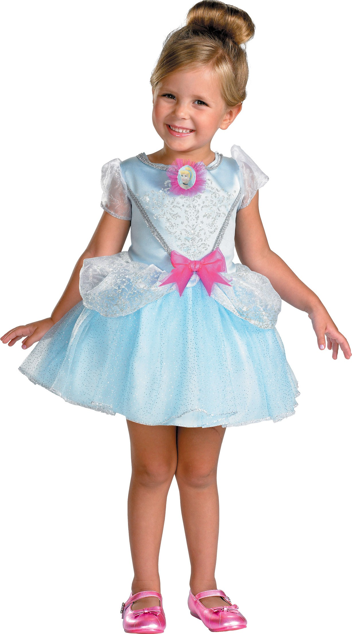 Cinderella costumes are here. Adult Cinderella costumes and girls Cinderella costumes. We even have Fairy Godmother costumes, Prince costumes and more. You'll find great deals on this years best Cinderella costumes at Halloween Express.