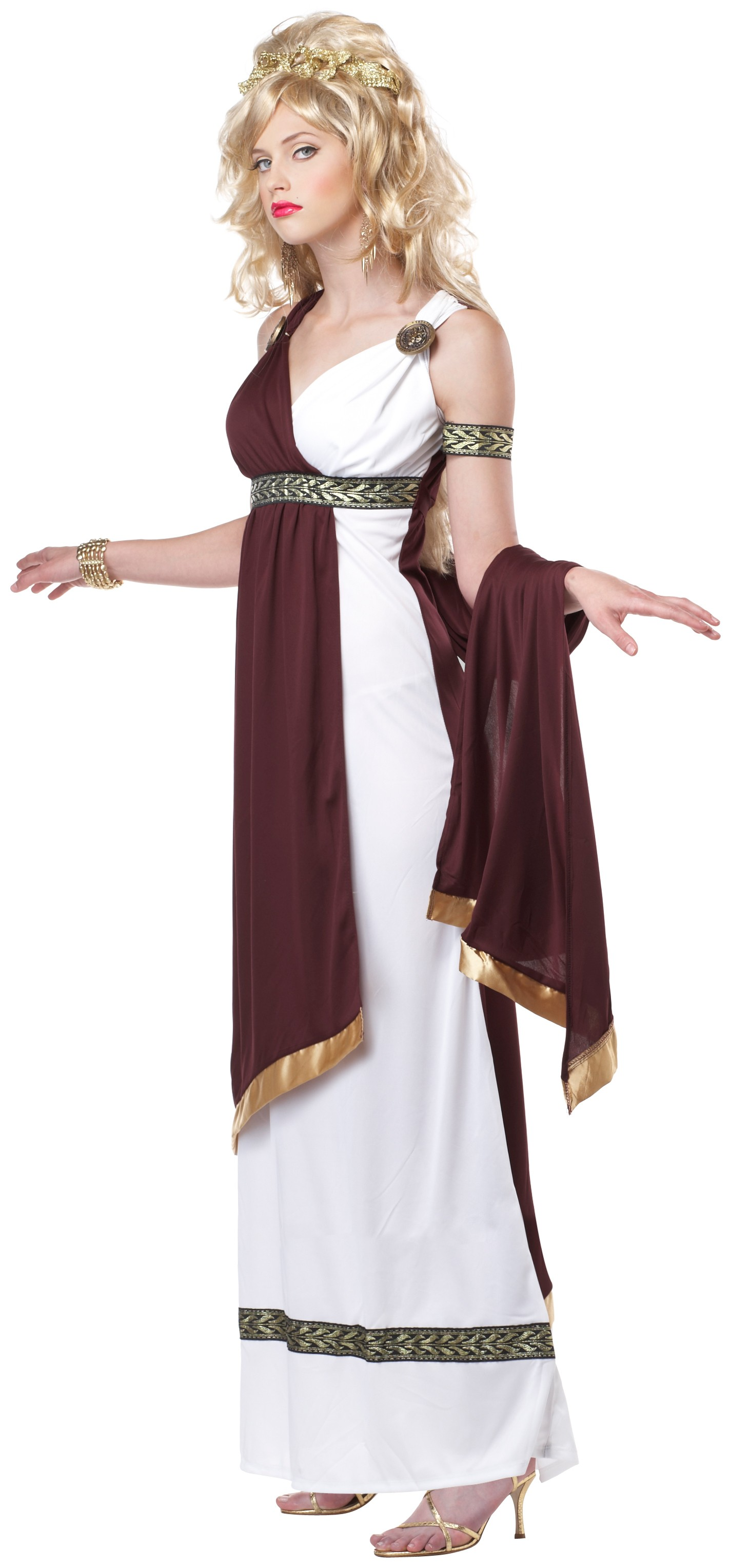 0379997d250 Roman Empress Adult Women s Costume.jpg.  mouseover to enlarge
