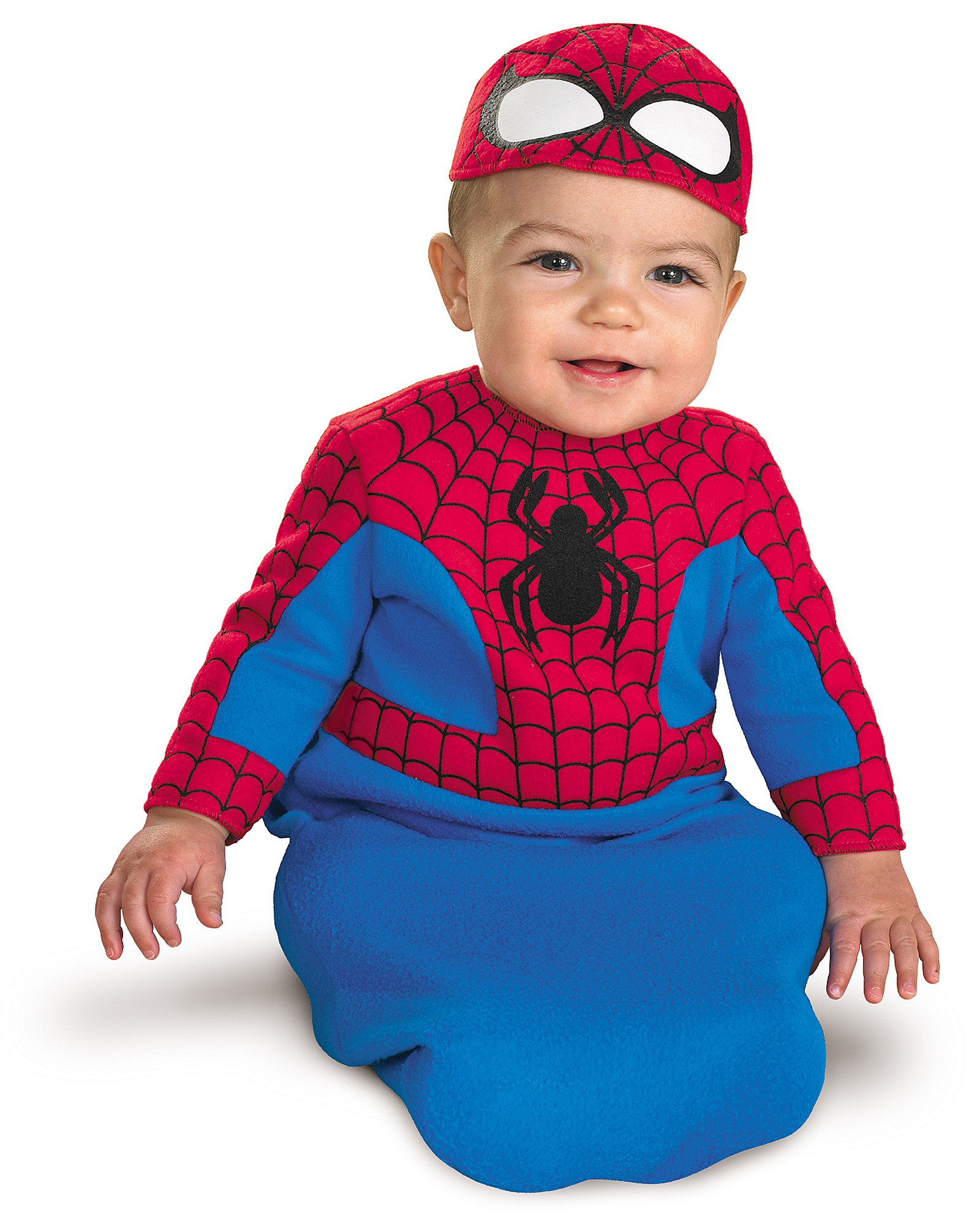 Spider Man Bunting Infant Costume Costumes