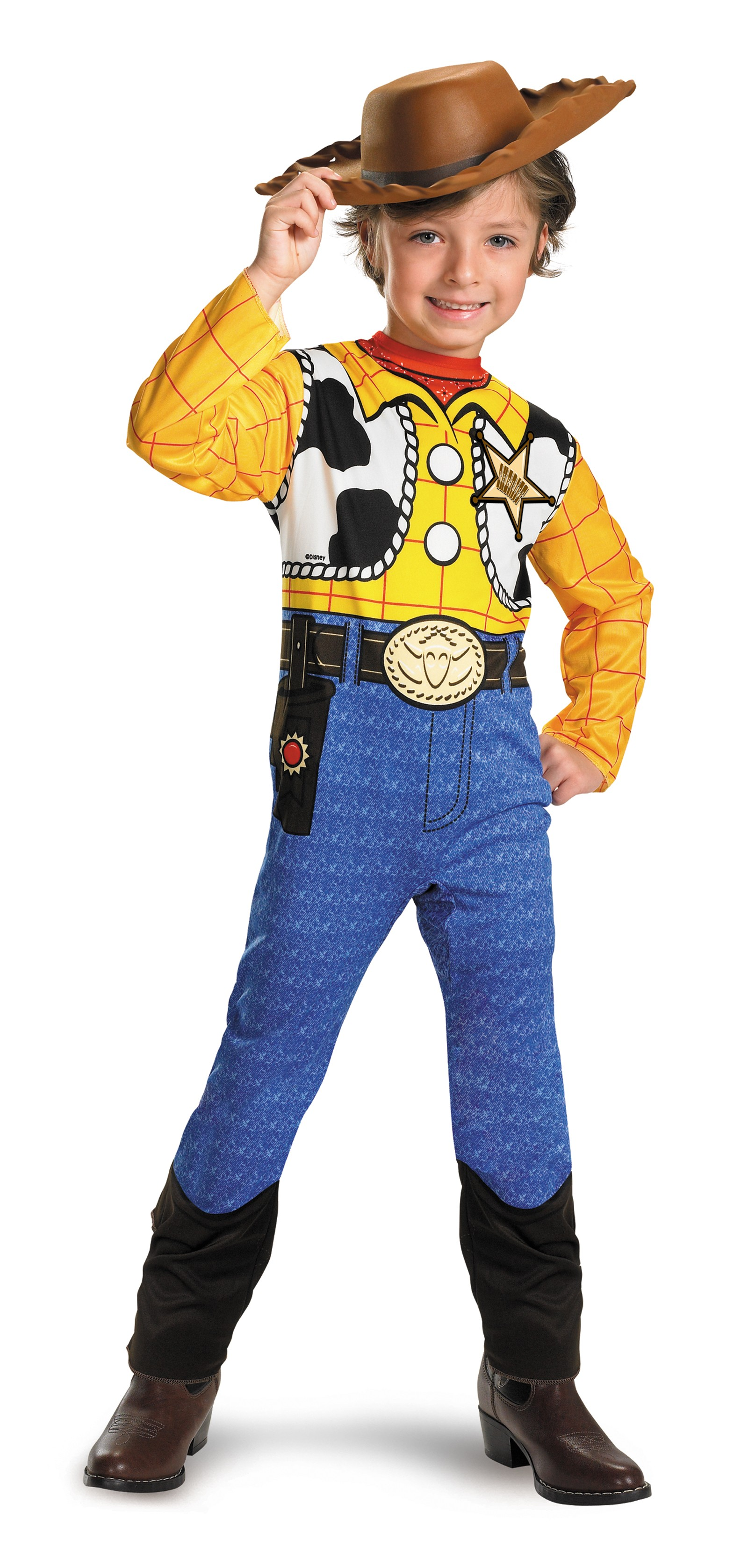 Toy Story 4 Halloween Costumes.Toy Story Woody Classic Toddler Child Costume Costumes Com Au