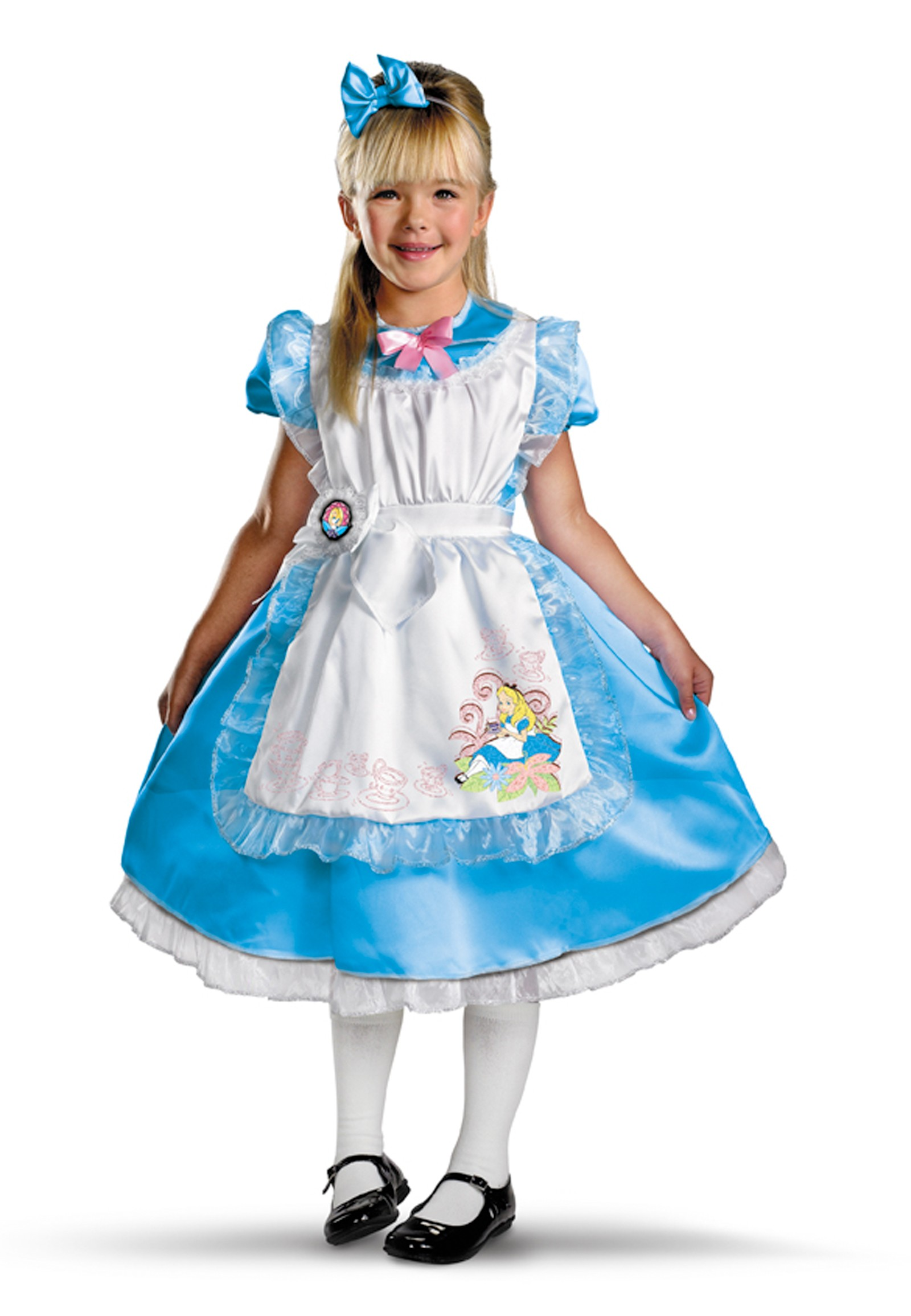 Disneyu0027s Alice in Wonderland childu0027s costume  sc 1 st  Costumes.com.au & Alice in Wonderland Costume Ideas + New Movie Trailer | Costume ...