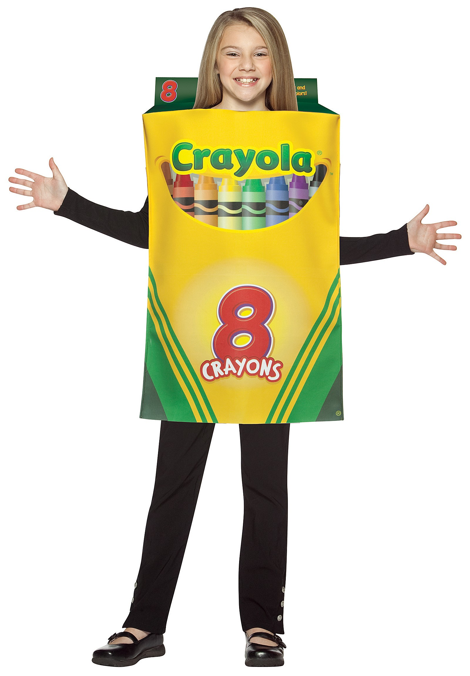 Crayola Crayon Box Child Costume.jpg  sc 1 st  Costumes.com.au : girl crayon costume  - Germanpascual.Com