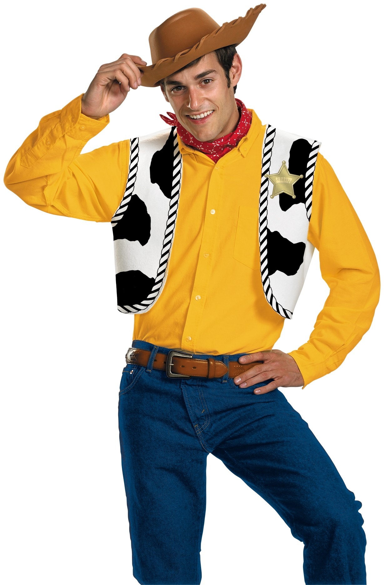 Disney Toy Story - Adult Teen Woody Cowboy Costume Accessory Kit.jpg  sc 1 st  Costumes.com.au & Disney Toy Story - Adult Teen Woody Cowboy Costume Accessory Kit ...
