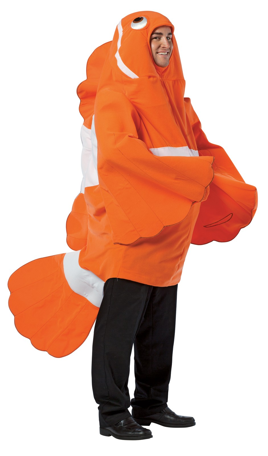 Clown Fish Funny Adult Fancy Dress Costume | Costumes.com.au