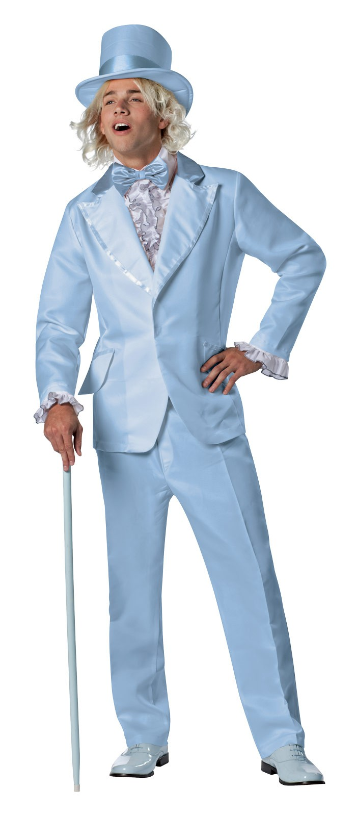 Dumb and Dumber Harry Blue Tuxedo Adult Costume One Size | Costumes ...