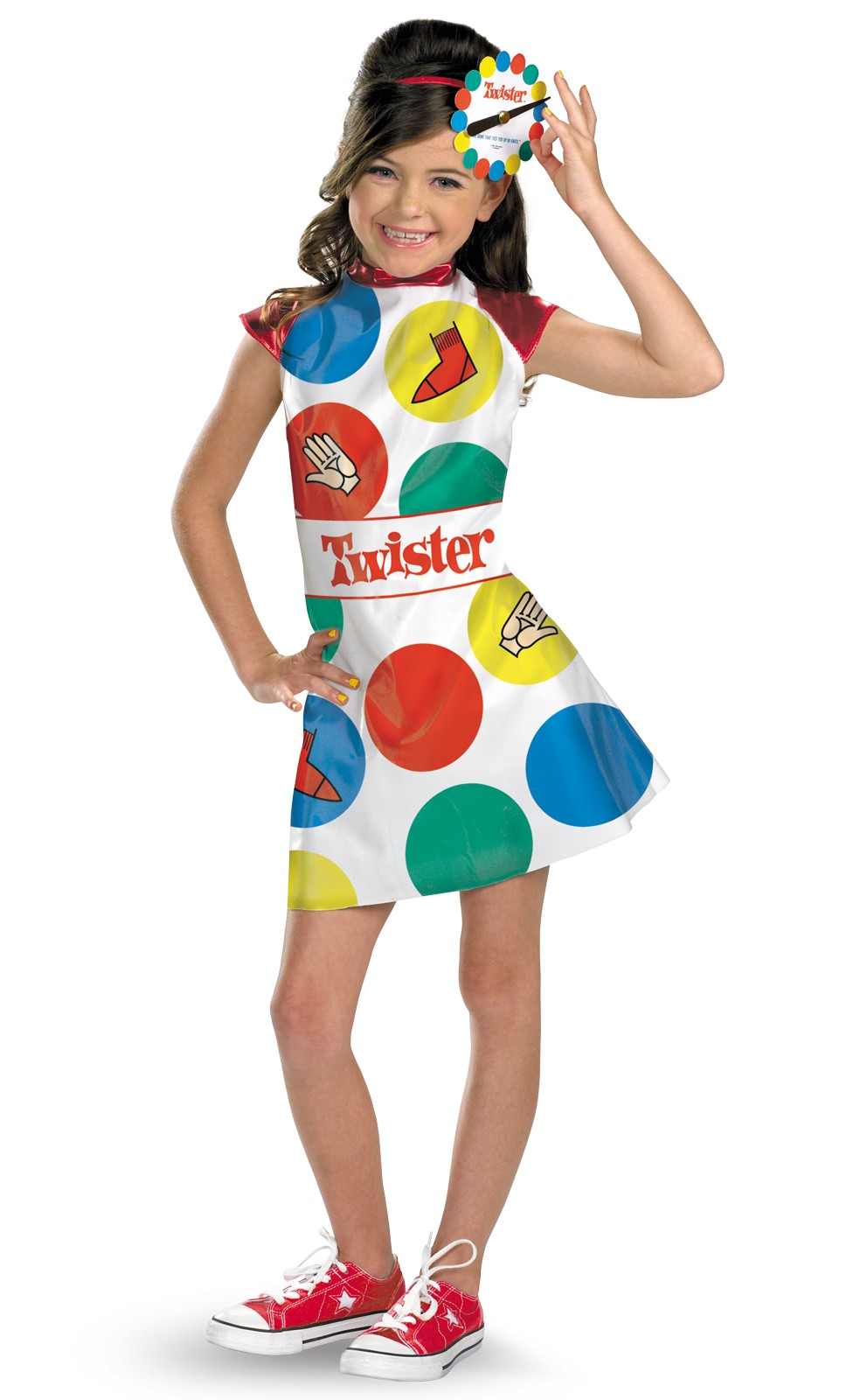 Twister Child Girls Costume Costumescomau