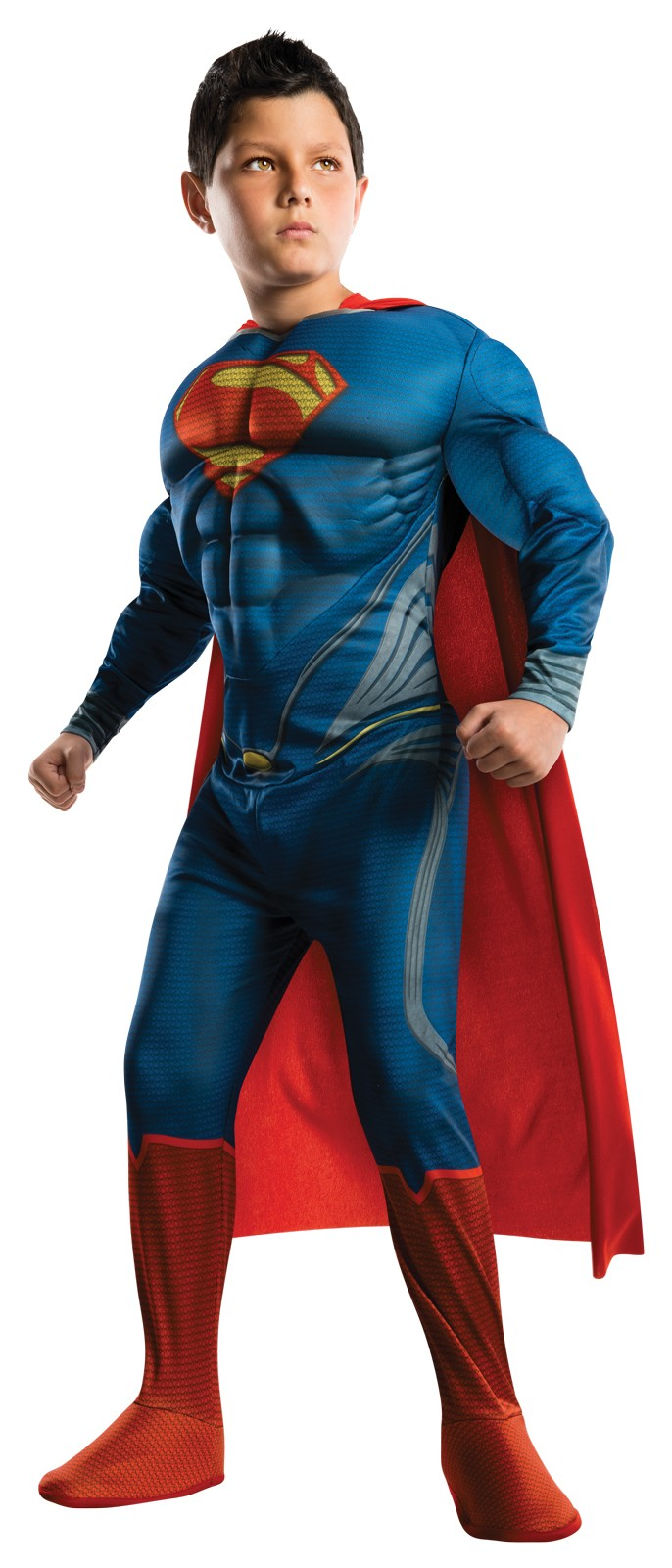 Superman Man of Steel Deluxe Toddler / Child Costume.jpg  sc 1 st  Costumes.com.au & Superman Man of Steel Deluxe Toddler / Child Costume | Costumes.com.au