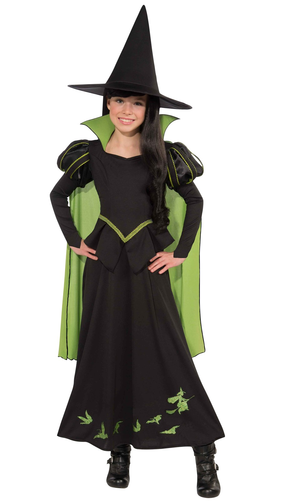 The Wizard of Oz Wicked Witch of the West Child Girlu0027s Costume.jpg  sc 1 st  Costumes.com.au & The Wizard of Oz Wicked Witch of the West Child Girlu0027s Costume ...