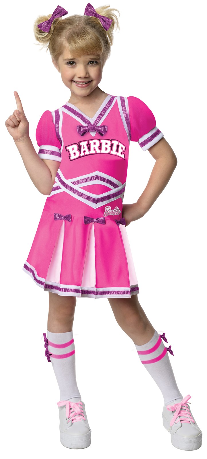 Toys For Cheerleaders : Barbie cheerleader toddler child girl s costume