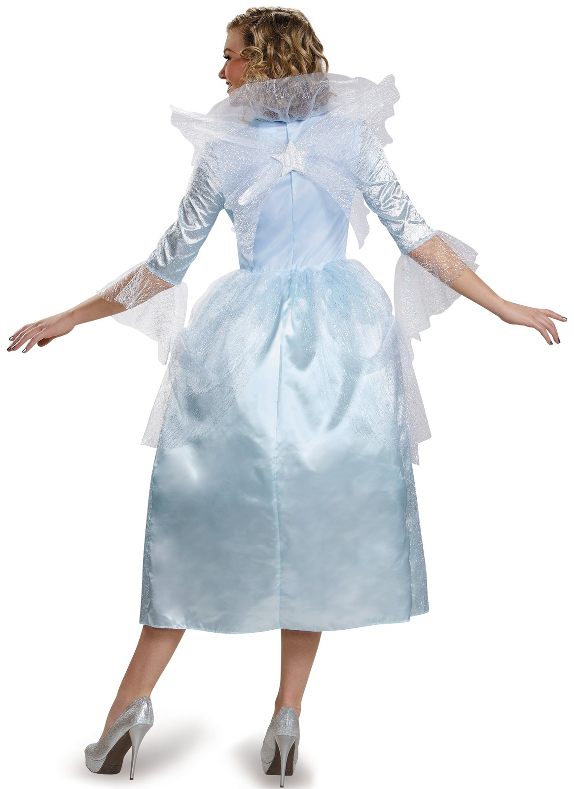 f4a92e97134 Cinderella Movie: Fairy Godmother Deluxe Adult Costume | Costumes.com.au
