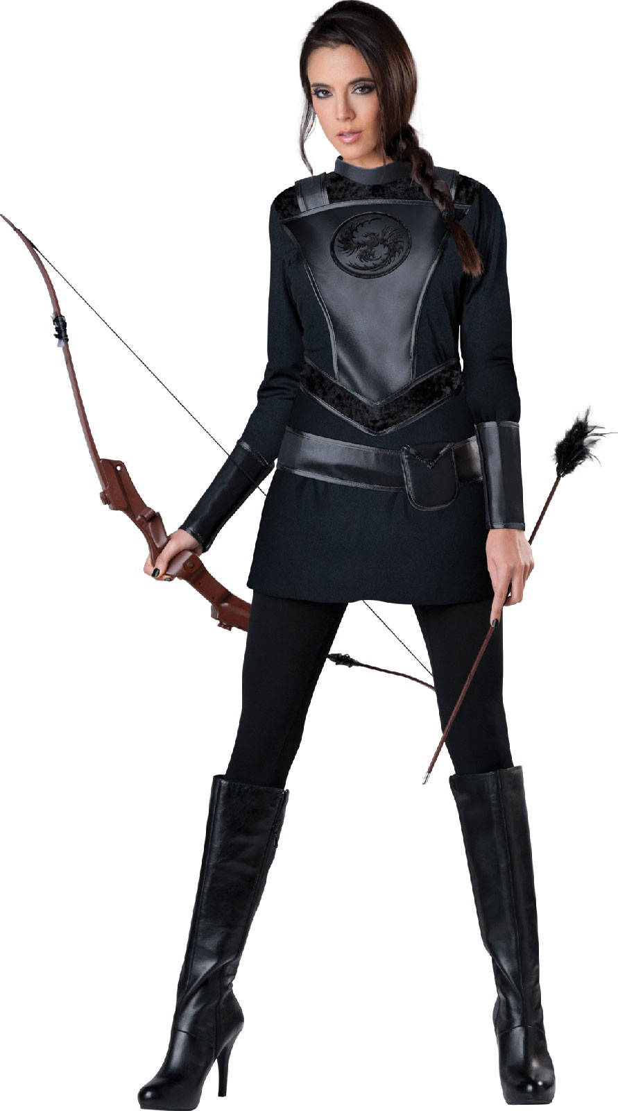 warrior huntress adults costume | costumes.au