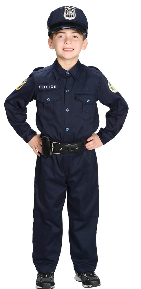 Police officer child costume - Police officer child costume ...