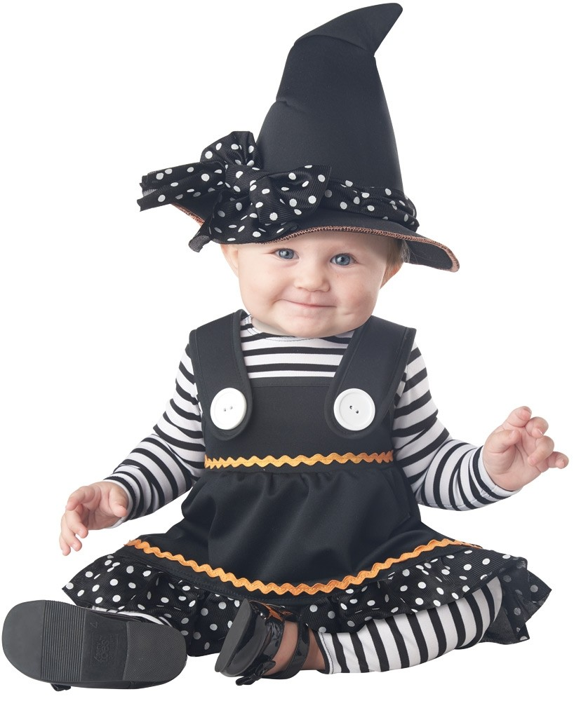 8d60bf55d Crafty Lil Witch Toddler Costume | Costumes.com.au