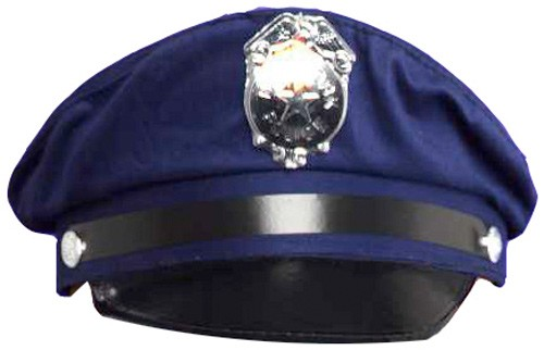 Adult s NYPD Police Officer Hat Costume Accessory.jpg.  mouseover to  enlarge  90e0c3686f94