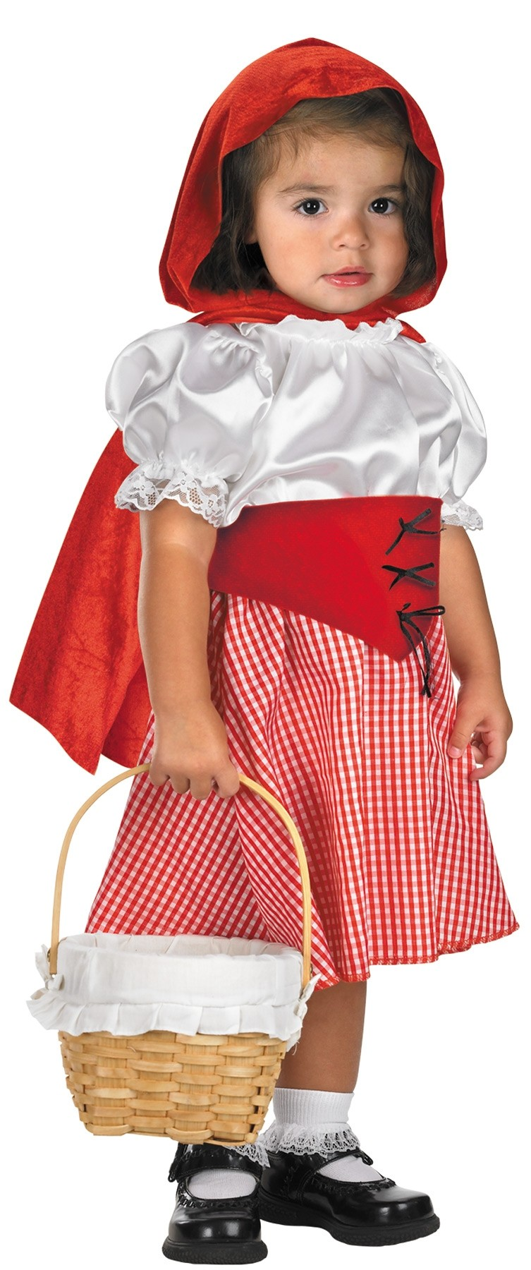 4deb15fa70a Little Red Riding Hood Toddler Costume 12-18 Months