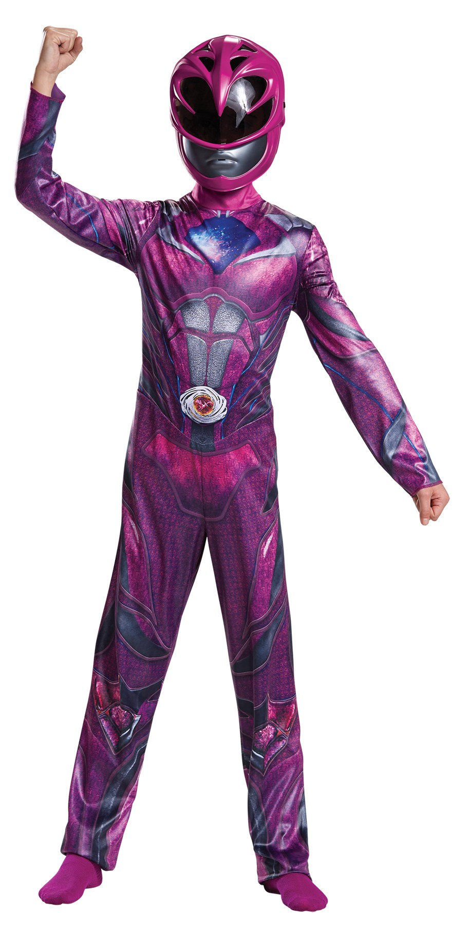 Power Rangers 2017 Pink Ranger Classic Child Costume Costumescomau