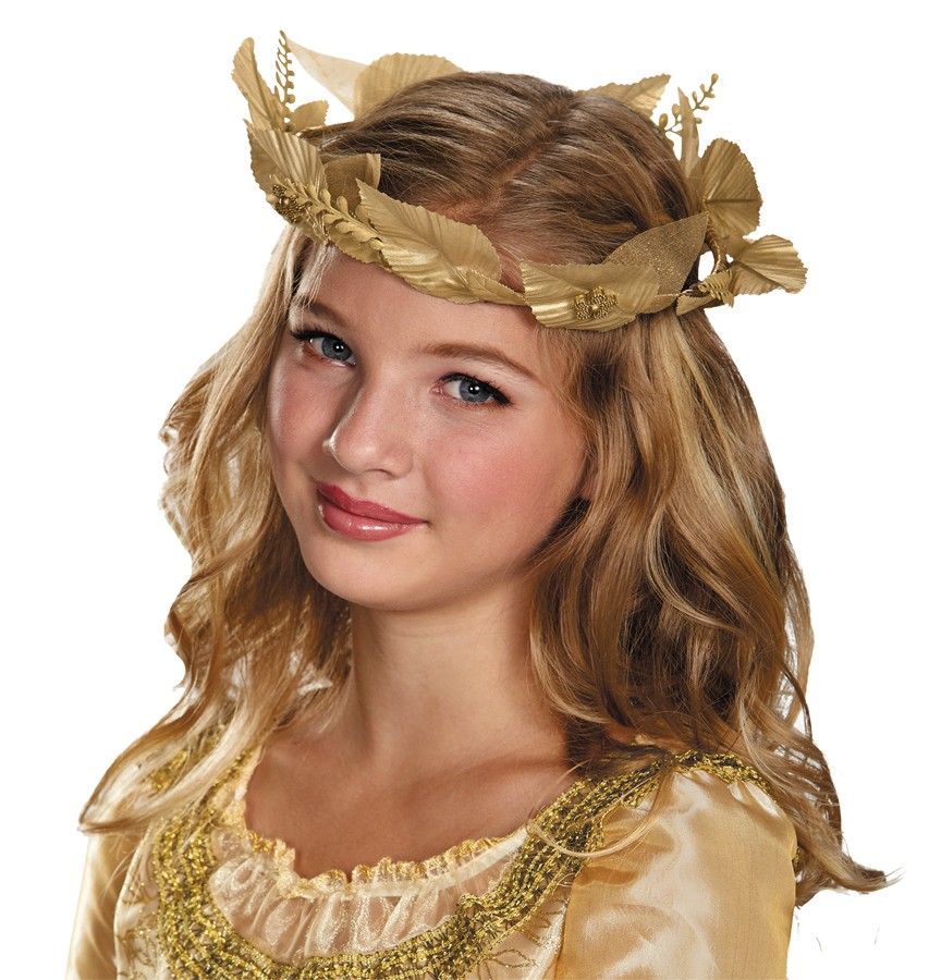 Maleficent Princess Aurora Coronation Crown Costume