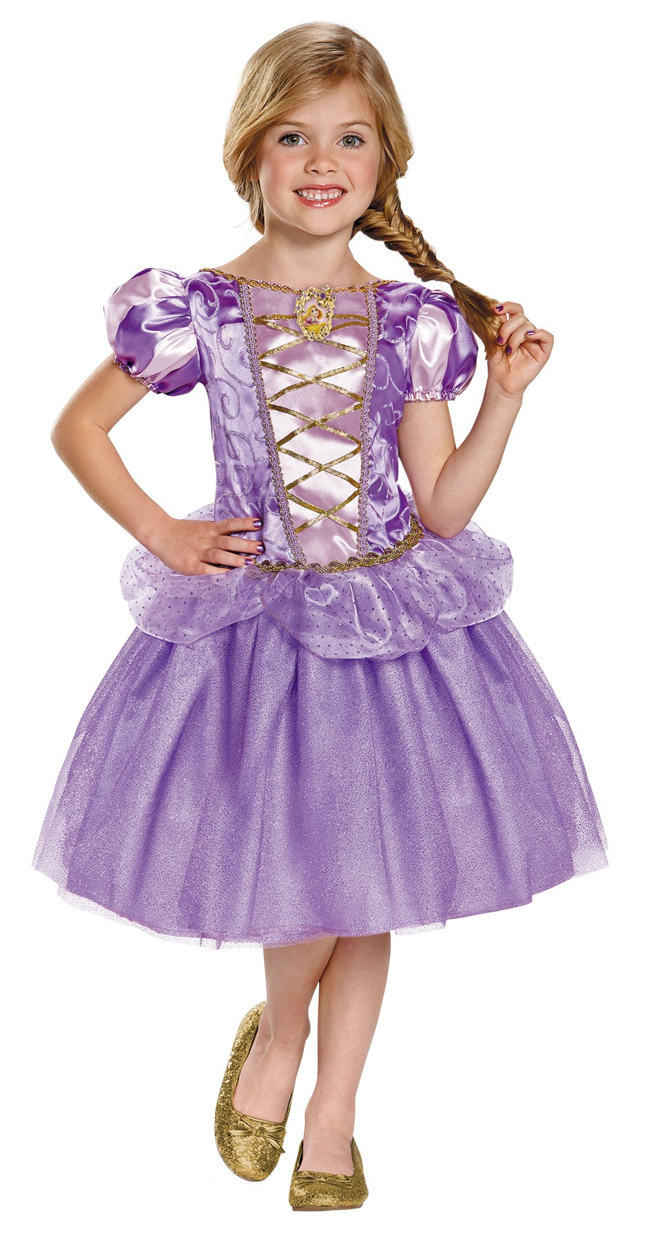 ed666c372 Disney Tangled Rapunzel Classic Toddler / Child Costume | Costumes ...