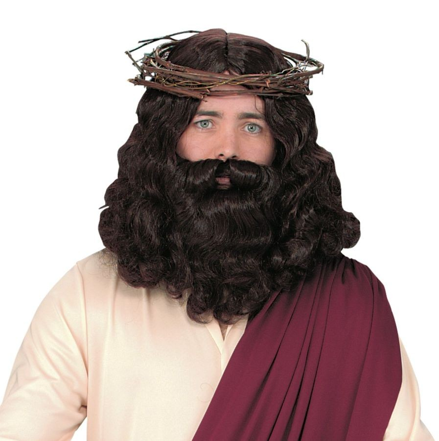 Wigs For Jesus 80