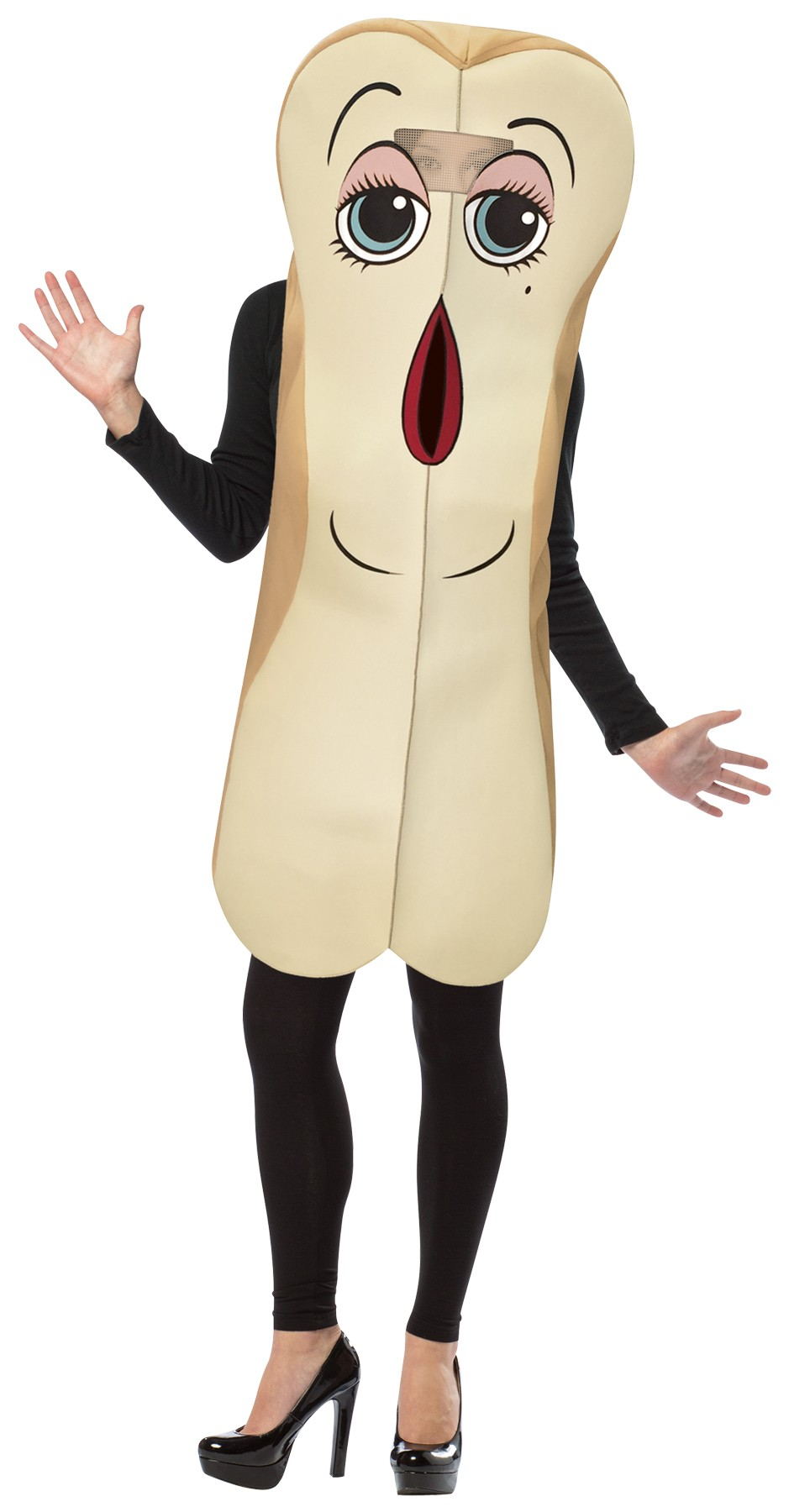 Sausage Party Brenda Bunson Adult Costume