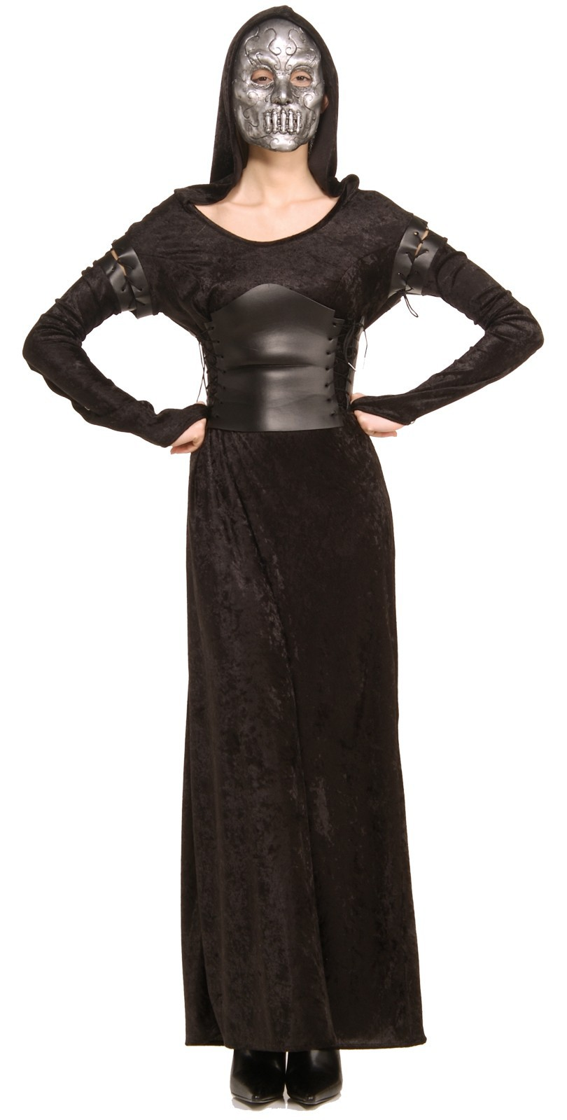 Harry potter female death eater adult costume costumes