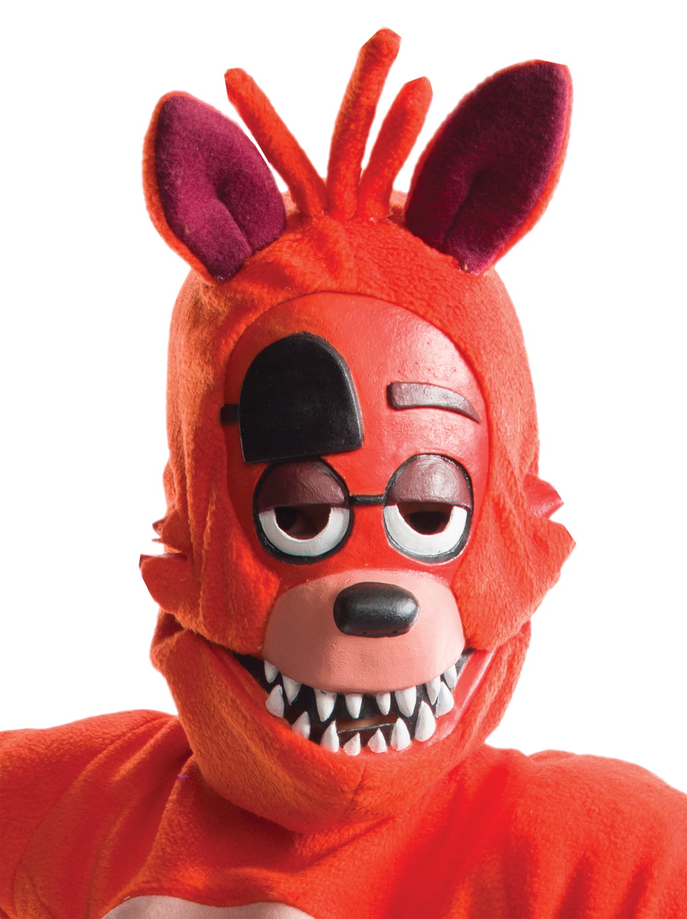five nights at freddys foxy child 34 mask costume accessoryjpg