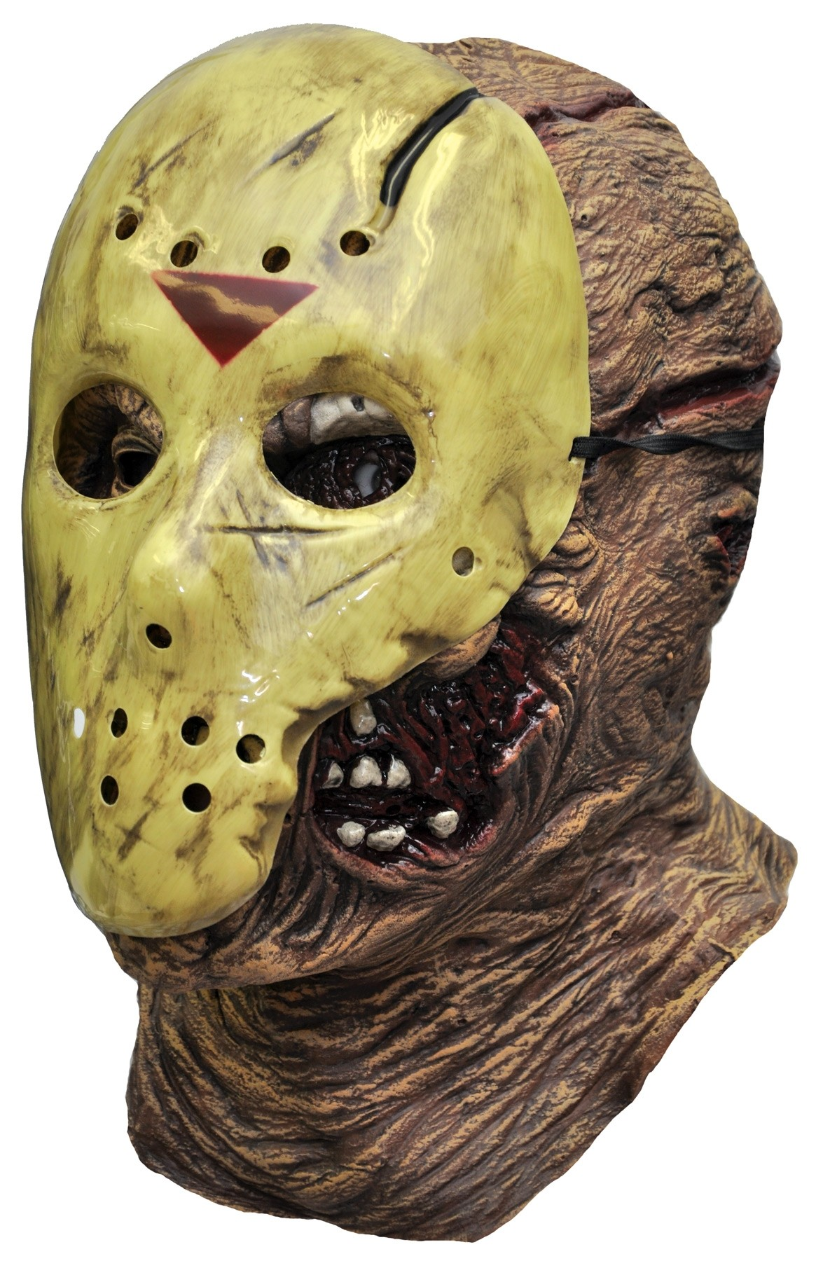 Halloween Costume Jason Friday 13th.Deluxe Friday The 13th Jason Adult Men S Halloween Costume Mask