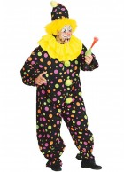 Clown Neon Dotted Adult Costume_thumb.jpg