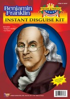US President Benjamin Franklin Costume Accessory Kit_thumb.jpg