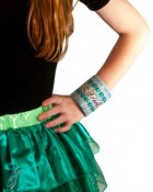 The Little Mermaid Ariel Child Fabric Arm Cuff_thumb.jpg