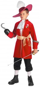 Peter Pan Disney Captain Hook Toddler / Child Costume_thumb.jpg