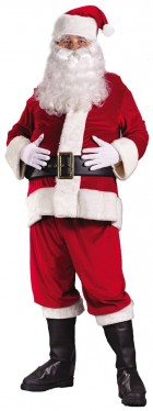 Rich Velvet Santa Suit Costume Large_thumb.jpg