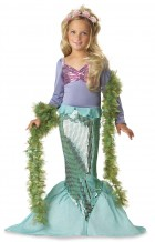 Lil' Mermaid Toddler / Child Girl's Costume_thumb.jpg