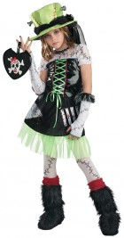 Monster Bride Green Child Girl's Costume_thumb.jpg