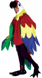 Parrot Deluxe Adult Funny Bird Animal Costume_thumb.jpg