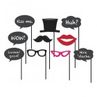 Chalkboard Photo Booth Props Pack of 10_thumb.jpg