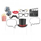 Hollywood Lights Photo Booth Props Pack of 10_thumb.jpg