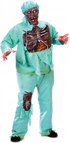 Zombie Doctor Adult Plus Costume_thumb.jpg