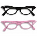 Women's Cat's Eye Glasses Eye Wear Costume Accessory_thumb.jpg