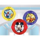 Mickey on the Go Honeycomb Hanging Decorations Pack of 3_thumb.jpg