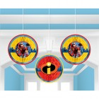 The Incredibles 2 Honeycomb Hanging Decorations Pack of 3_thumb.jpg
