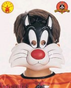 Looney Tunes Sylvester PVC Child Mask_thumb.jpg