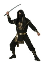 Ninja Warrior Elite Collection Adult Costume_thumb.jpg