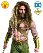 Justice League Aquaman Wig Beard Adult Set_thumb.jpg