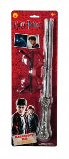 Harry Potter Accessory Kit Glasses Magic Wand Child's Costume Accessory_thumb.jpg