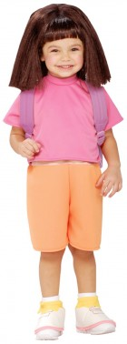 Dora the Explorer Halloween Sensations Child Girl's Costume_thumb.jpg
