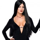 Addams Family Deluxe Sexy Morticia Wig Women's Costume Accessory_thumb.jpg