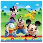 Mickey Mouse Clubhouse Lunch Napkins Pack of 16_thumb.jpg