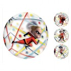 Shape Orbz The Incredibles 2 Double Sided Clear Balloon_thumb.jpg